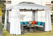 aluminium canopy gazebo