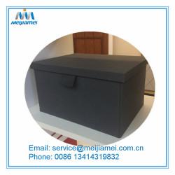 Faux Leather Storage Box