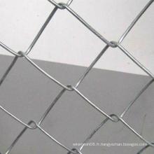 Clôture en métal de lien de chaîne pour protéger