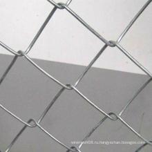 Цепи ссылка металлический забор для защиты