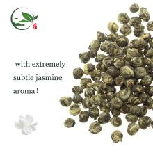 Chine Premium naturel parfumé jasmin Dragon Pearl Tea Ball en gros