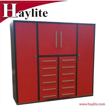 Design de armário de armazenamento de metal personalizado com fechaduras e hardware para venda