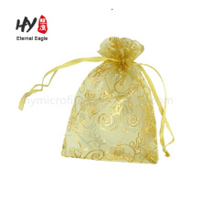 Hot selling wholesales birthday party organza gift bag