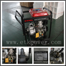 "2"" Diesel Water Pump for Agricultural Irrigation (Large Fuel Tank)"