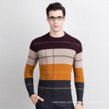 lässige Mode Computer stricken Mode Kaschmir Pullover Herren
