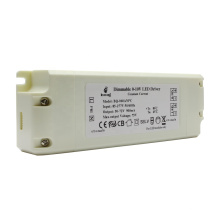 boqi no flicker 60w 900mA 0-10V dimmable led driver AU EU standard