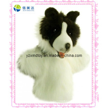 High Quality Dog Plush Puppet (XDT-0131)