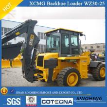Earthmoving Machinery Backhoe Loader Wz30-25