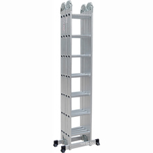 SPECIAL DESIGN Aluminum Multi-Purpose Folding Ladder