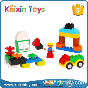 10253647 Creative Plastic Large Toy Blocks For Preschool Children