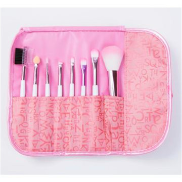 8PCS Portable Hair Hair beauté outils de maquillage Cosmétique Makeup Brushes