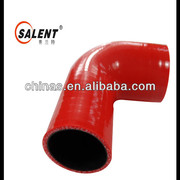 Auto parts 90 degree elbow silicone hose connect