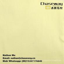 40s de alta densidade Textura Tencel Washer-Wrinkle 100% Algodão tecido liso