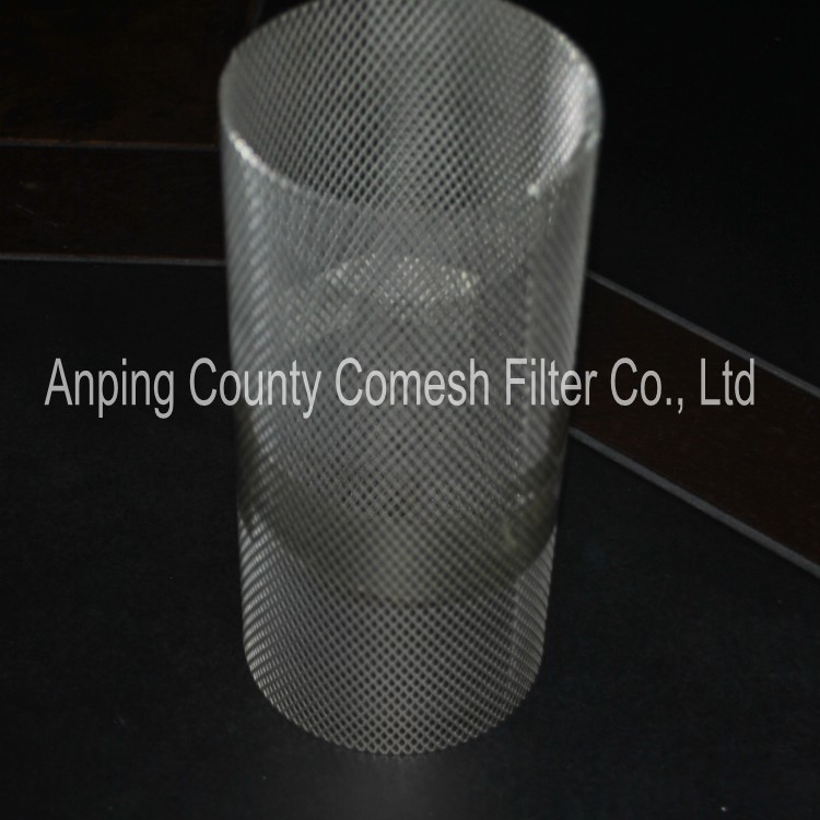 Durable Stainless Steel Filter Tube