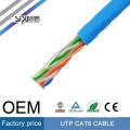 Китайский поставщик СИПУ лучшей цене 8 пар UTP кабель локальной сети RJ45 крен сетевой кабель cat6 кабель
