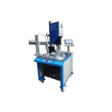 Soldador de plástico ultrasónico rotativo automático 20K2000W