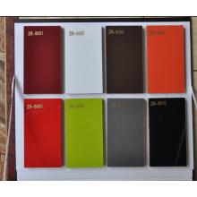 Panneau en MDF acrylique hautement brillant pour portes de cuisine (4'x8 ')