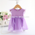 Summer Cotton Bow New Born Baby Dress Fashion Baby Rompers For girls Summer Kids Infant Clothes lace baby romper