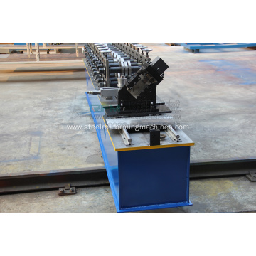 Metal Channels Making Machine