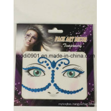 Face Art Eye Shadow Sticker Remove Glitter Flash Eye/Face Art Sticker