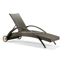 Patio Wicker Garden Outdoor Rattan Furniture Pool Sunlounger
