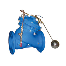 F745X Remote Control Floating Ball Valve