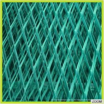 Metal desplegado estándar con el PVC cubierto