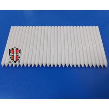 zirconia ceramic insulator machinery parts board