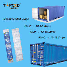 1kg Calcium Chloride Desiccant Tyvek+PE+Non-Woven Double Layer Container Desiccant with 300% High Absorption Rate