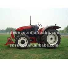 4WD Tractor With Front Dozer Shovel