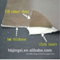 Good Wear-Resistance Rubber Sheet Roll With Cloth Insertion