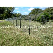 Фермерский забор / Забор из подшивки / Забор с фиксированным узлом