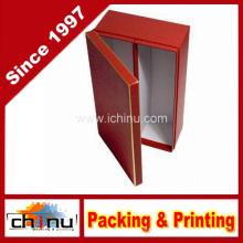 Caja de vino de cartón (2332)