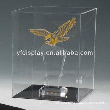 Caixa de exposição acrílica de alta qualidade para brinquedos de exploração