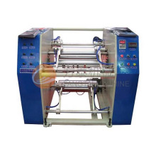 Machine de rebobinage et de refendage de film extensible Ftrw-500