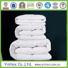 Классический дефлектор и двойное сшивание пухового одеяла с краем 10% вниз / 90% перо