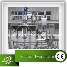 Scraper Type Film Evaporator