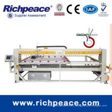 Richpeace Computerized Rotary Cabeza Cabeza única máquina acolchadora