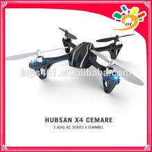 Heißes Verkaufsprodukt Berühmte Marke Hubsan H107L 2.4G 4CH MINI RC FLUGZEUG MIT LED