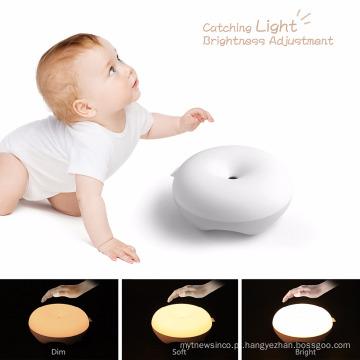 IChefer Sem Fio Sensor de Lâmpada Night Light Eye Protection Lâmpada Mágica Goodnight Lâmpada para Crianças Sala de estar