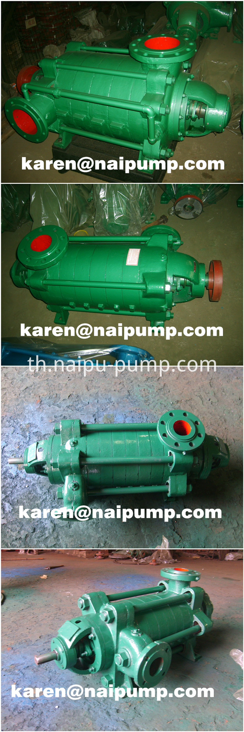 DG water Pump
