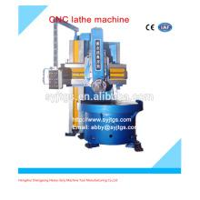 Usado Torno máquina CNC preço para venda quente em estoque oferecido pela China máquina de torno CNC fabricação