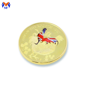 Custom metal challenge coin best price