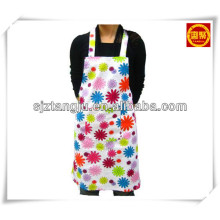 leather cooking apron