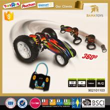 Rc de alta qualidade brincam 360 graus de venda de carro rápido rc