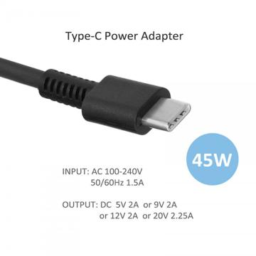 45W ASUS Type-C Chargeur PD