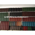 Color stone coated roof tile making machine in hebei professional manufacture best prices