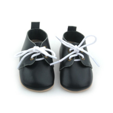 Quanlity Soft Leather Baby Oxford Shoes Wholesles