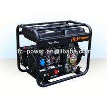 Дизель-генераторная установка ITC-POWER (2.5кВА), дизельная сварка