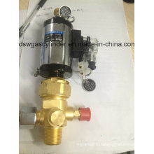 68L ISO9809-3 СО2 газовый баллон